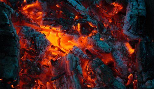 かんたんに炭火を起こすTips