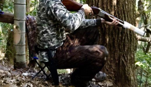 ただ森に座っていただけ